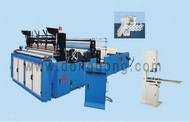 DH-YDJ-A Type DOUBLE-SIDE EMBOSSING PERFORATING REWINDER