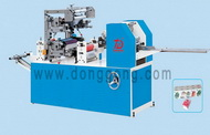 DH-MNJ-B (printing) mini type tissue machine(two colors)