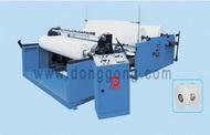 DH-PZJ-1092/1575 type Raw Paper Roll Slitting and Rewinding Machine